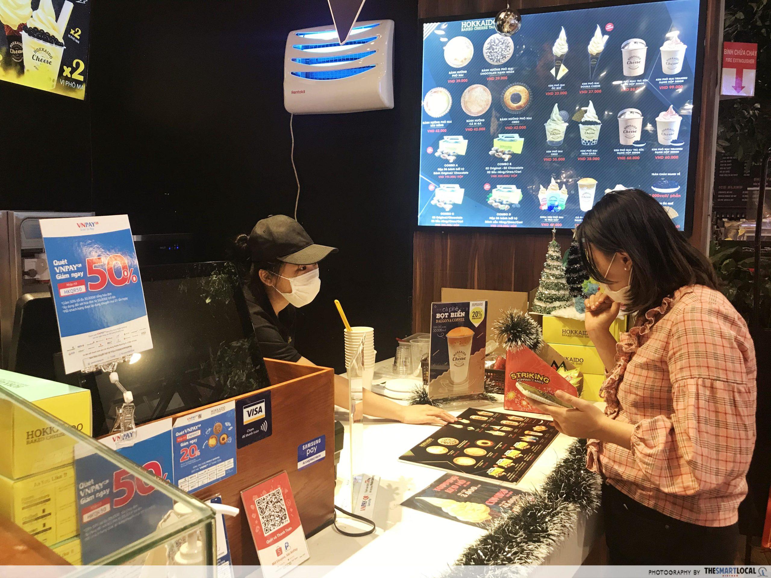 Aeon Mall Hokkaido VNPAY