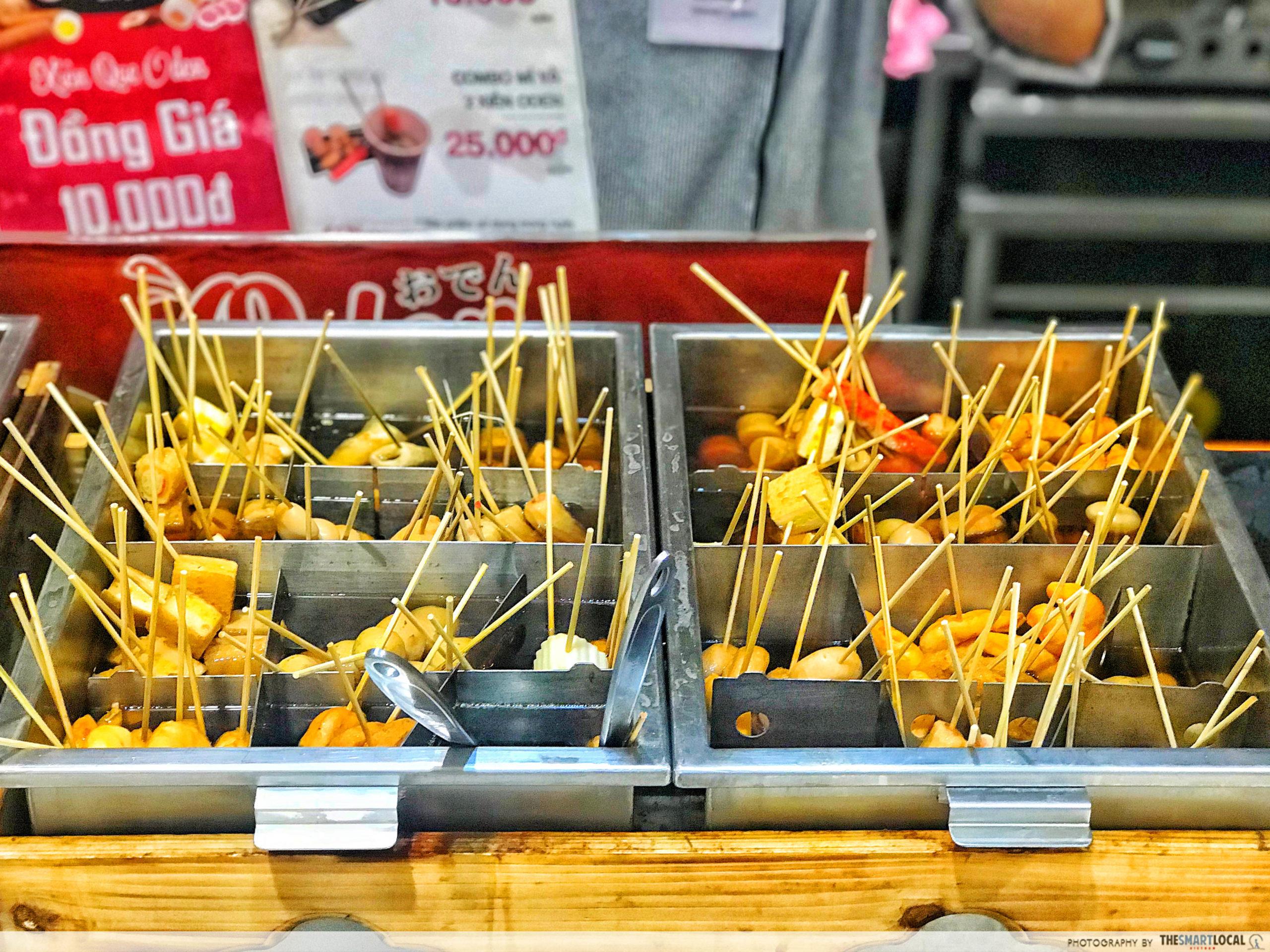 TSL Aeon mall noodle