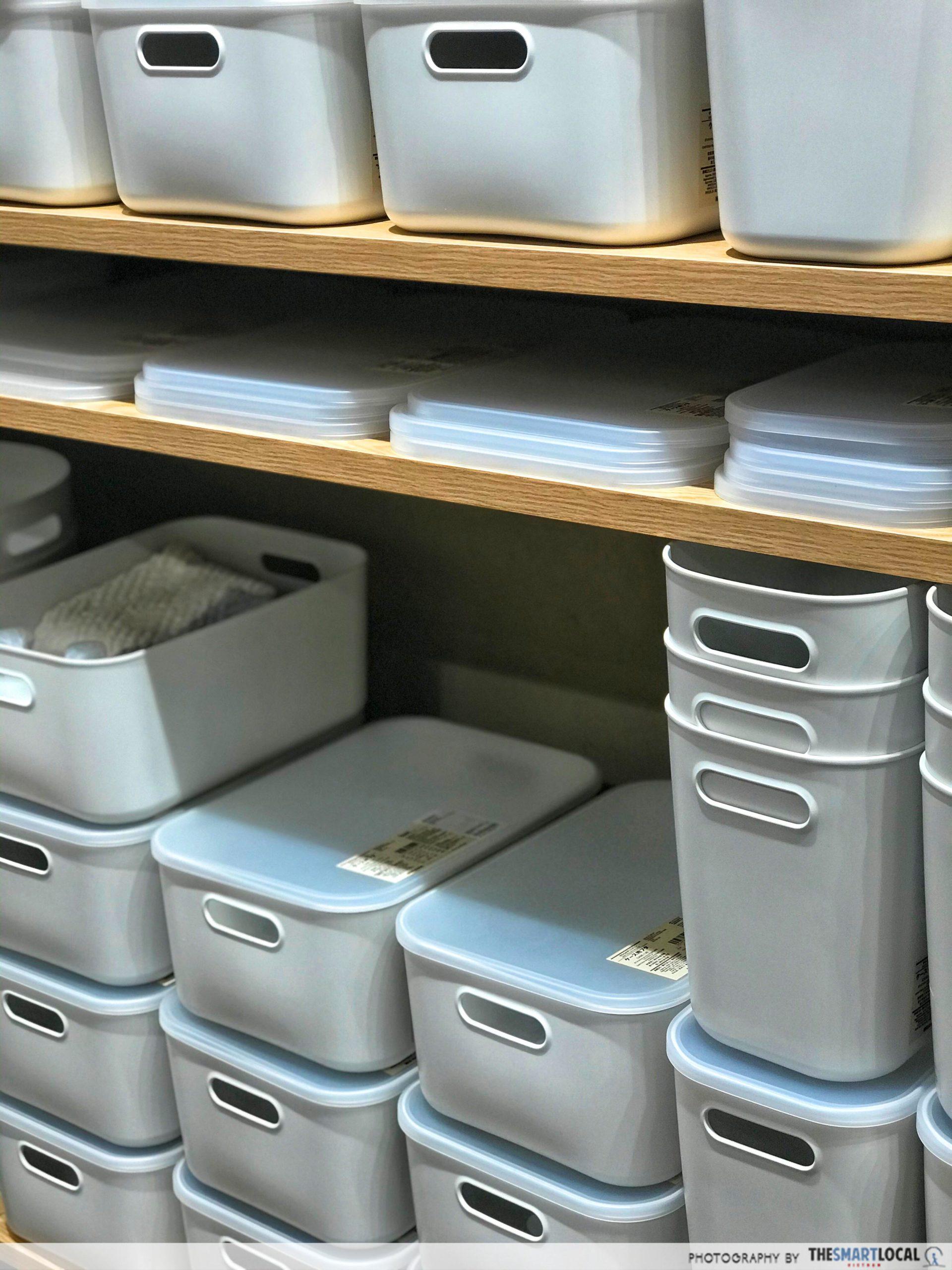MUJI HCMC storage