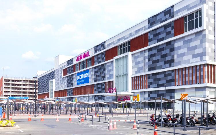 Aeon Mall Celadon Tan Phu