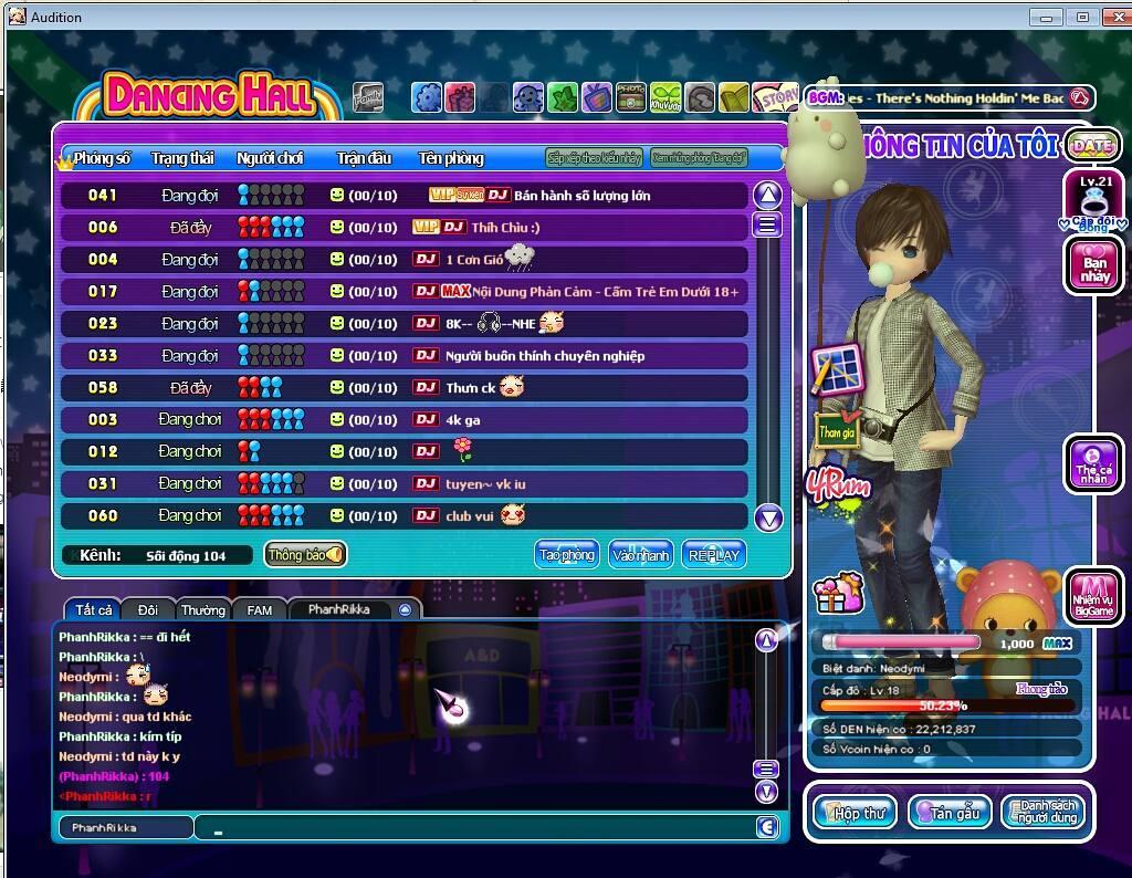 vietnamese childhood games - audition online