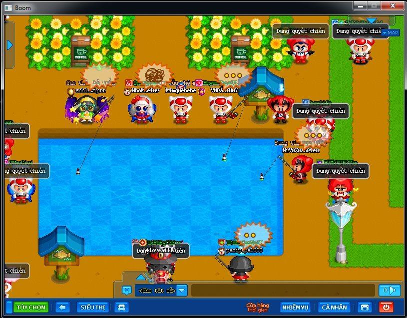 vietnamese childhood games - boom online