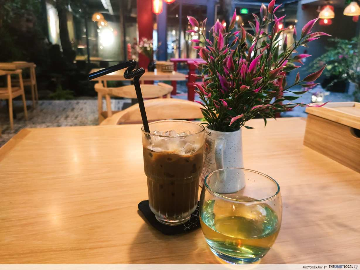 jako restaurant coffee