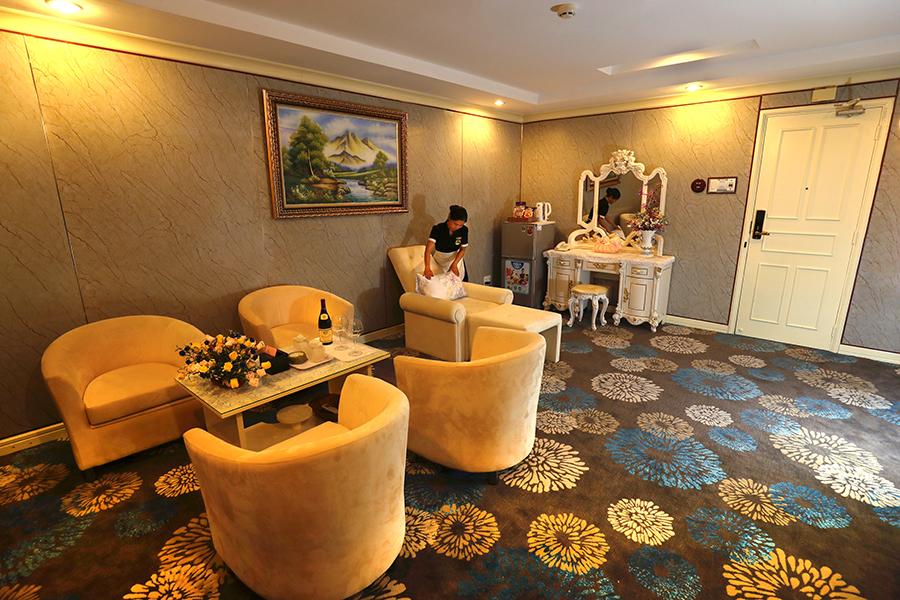 hotel in dai nam park