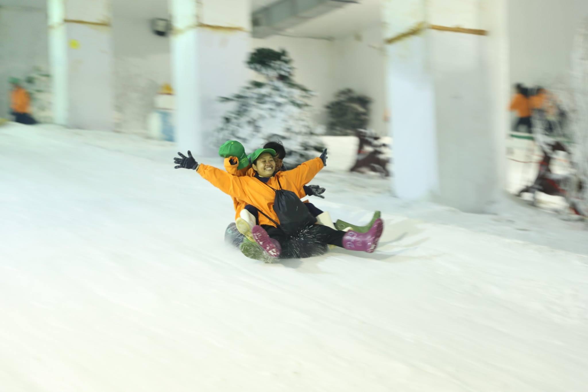 dai nam snow house