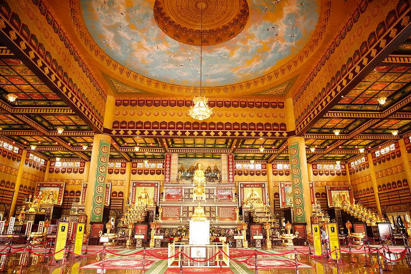 dai nam temple