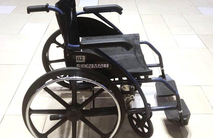 aeon mall free wheeler
