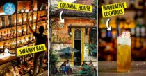 Hanoi House - A Swanky Bar In A Century-Old French Building That Immortalizes The Indochinese Era