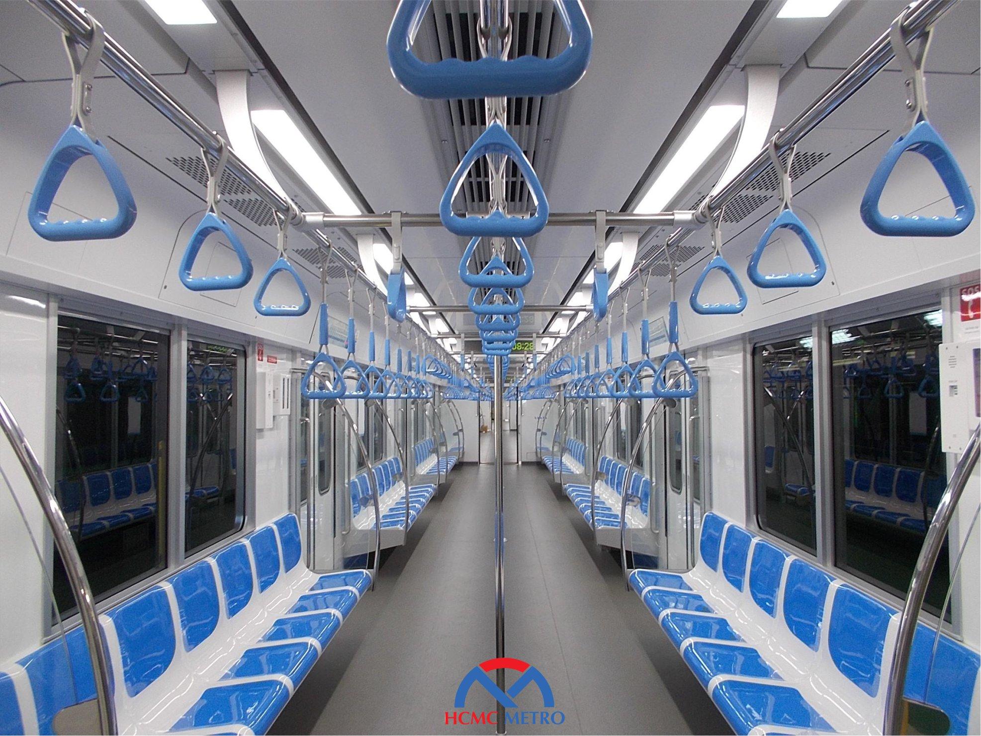 Saigon metro Hitachi