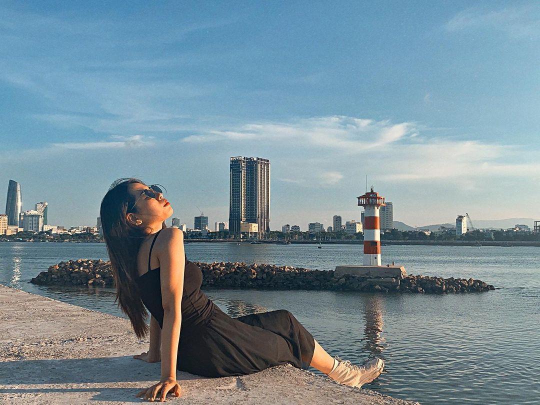vietnam lighthouses - thuan phuoc lighthouse