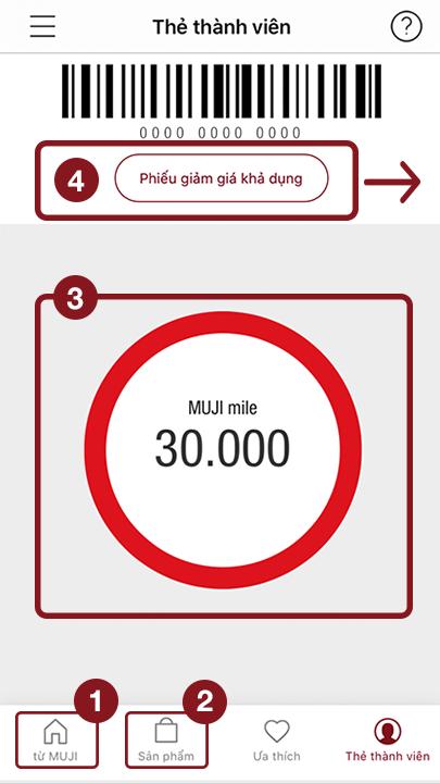 MUJI Parkson Le Thanh Ton coupon
