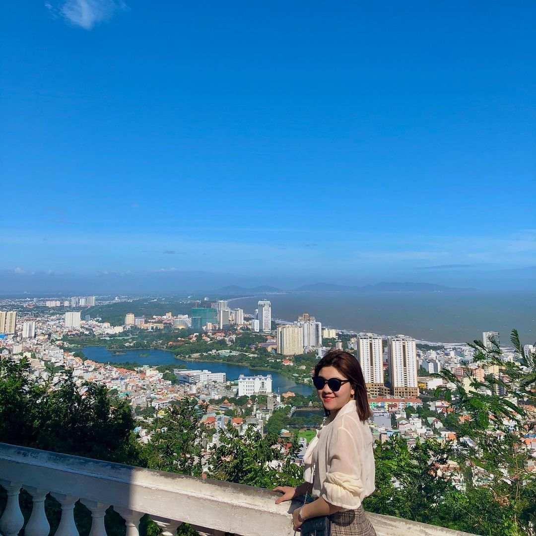 vietnam lighthouse - vung tau lighthouse view