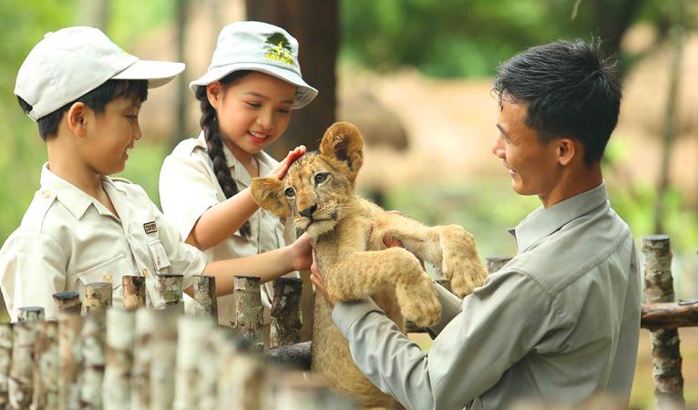 Phu Quoc United Center - Vinpearl Safari