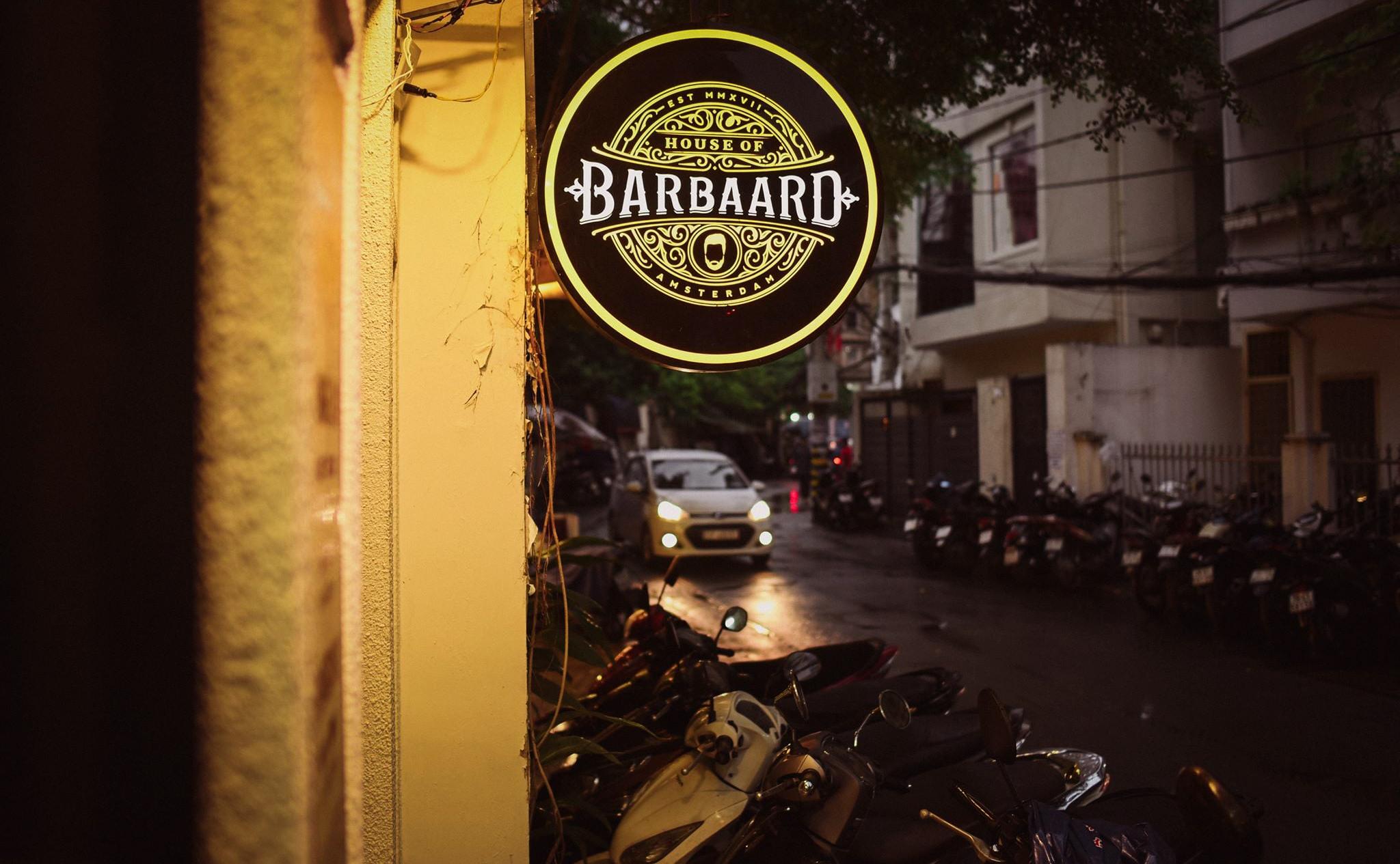 House of Barbaard barbershop & bar