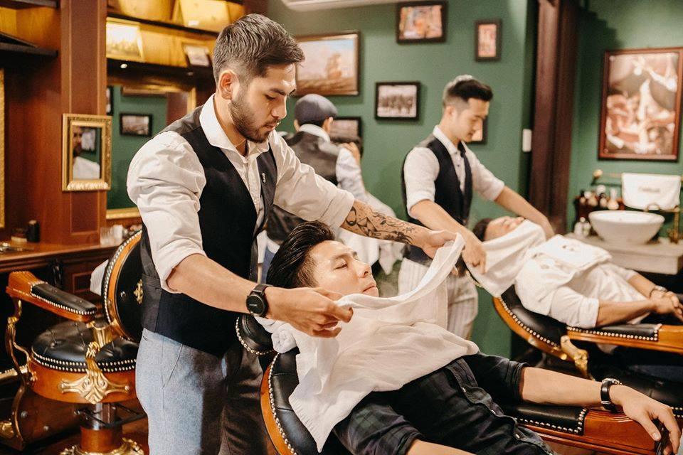 House of Barbaard barbershop