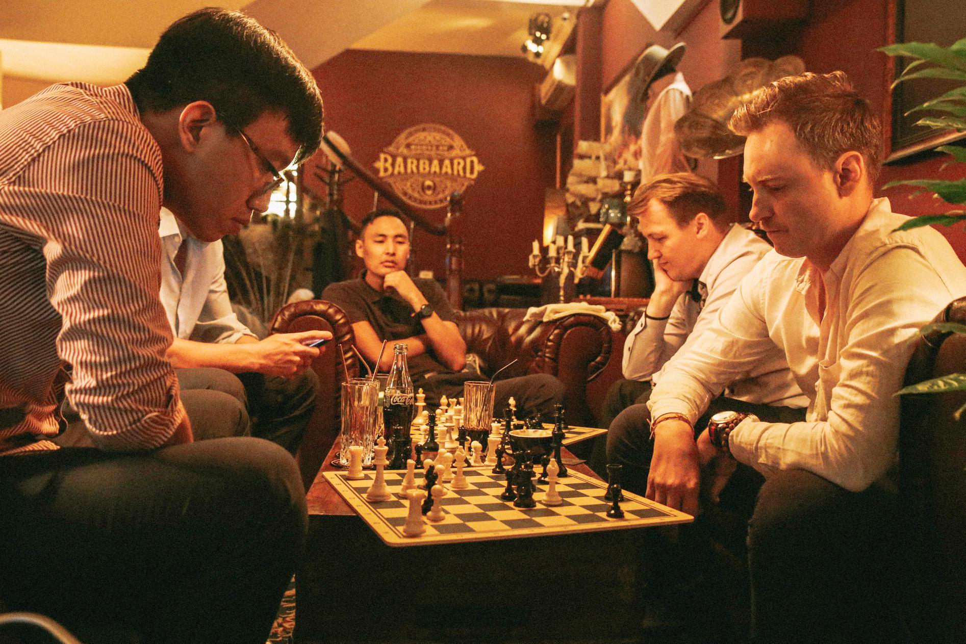 Saigon chess club