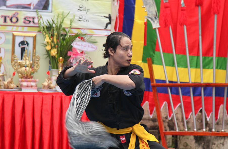 khan ran martial art
