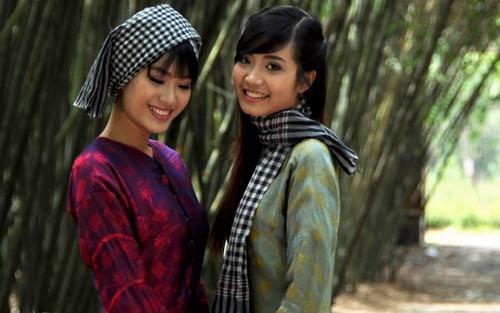 Mekong scarf