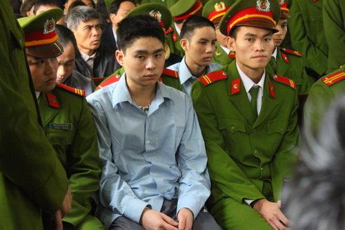 crimes in Vietnam - le van luyen