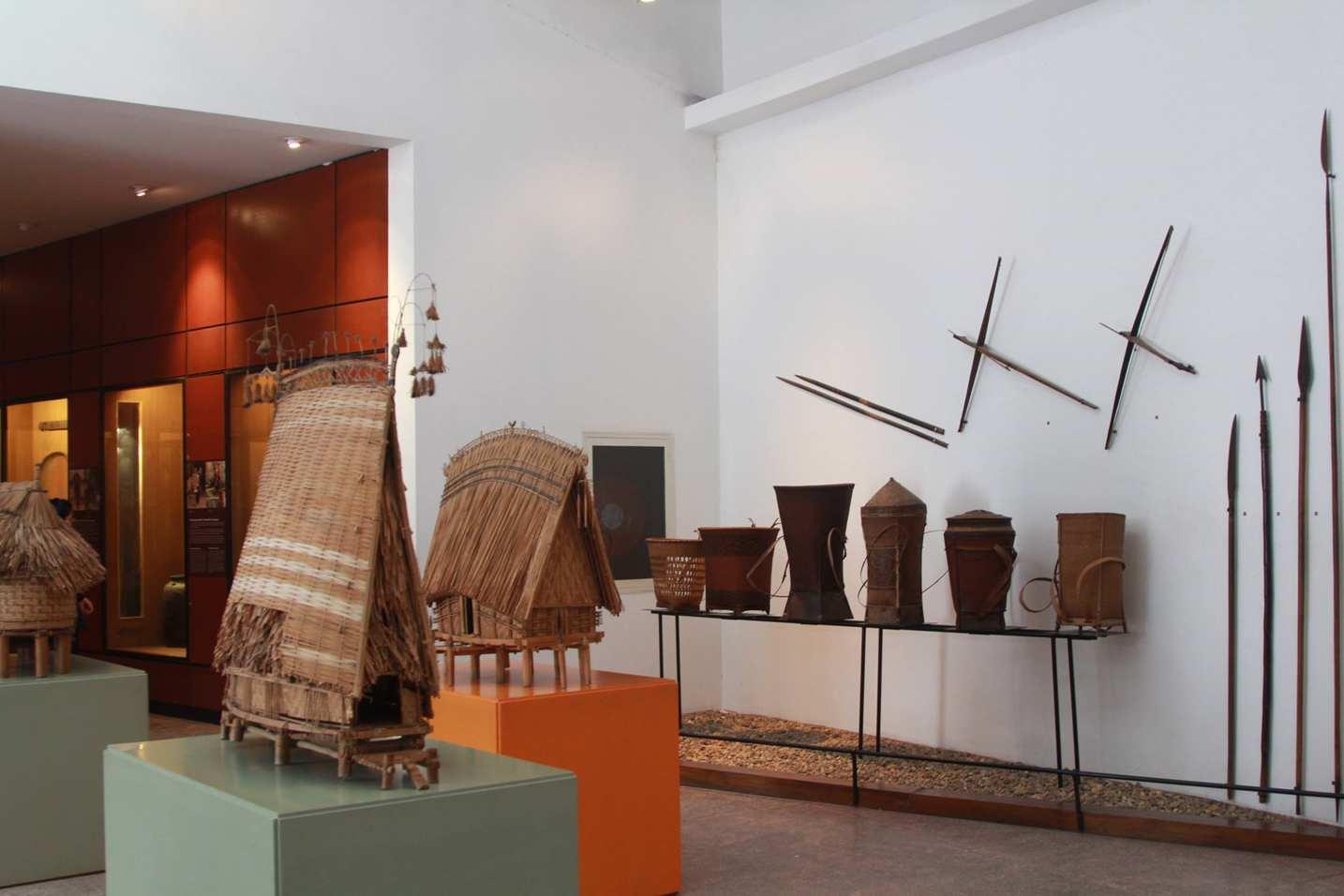 museum of ethnology indoor exhibits