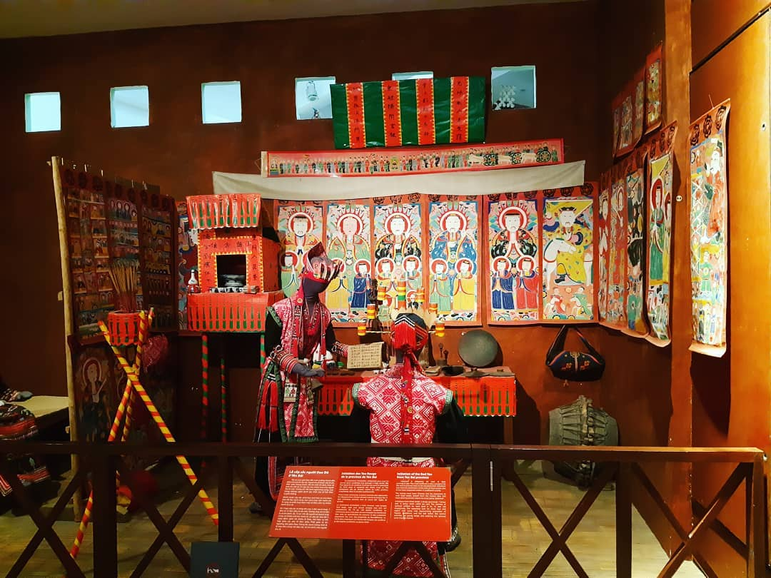 museum of ethnology ritual recreation