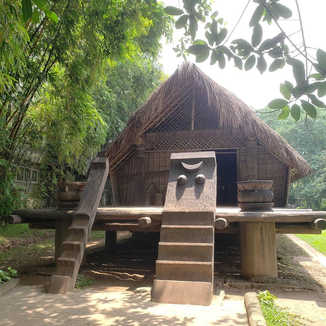 museum of ethnology - e de house