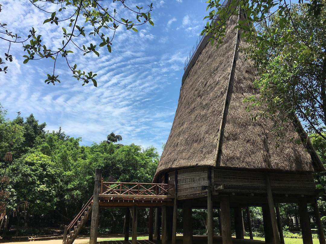 museum of ethnology nha rong