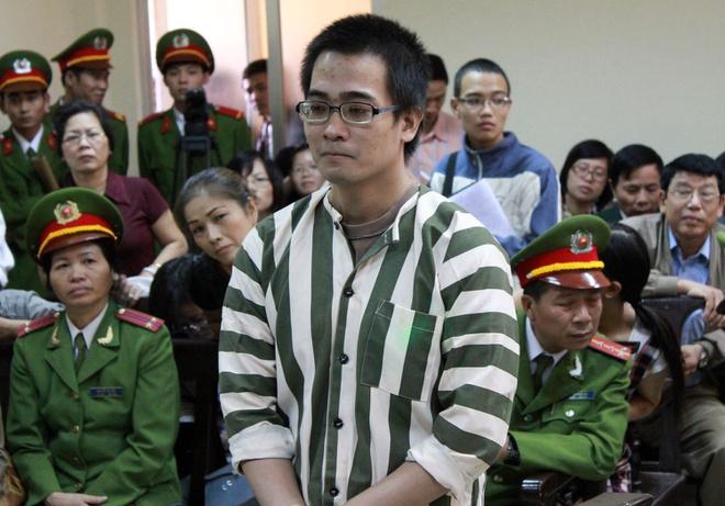 crimes in Vietnam - nguyen duc nghia