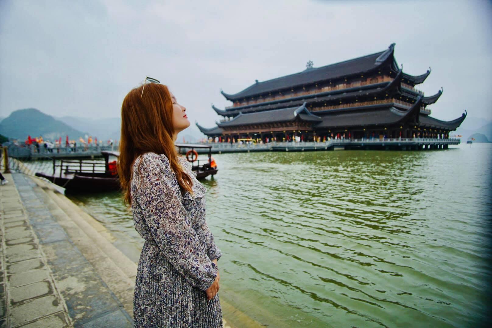 tam chuc pagoda waterside view