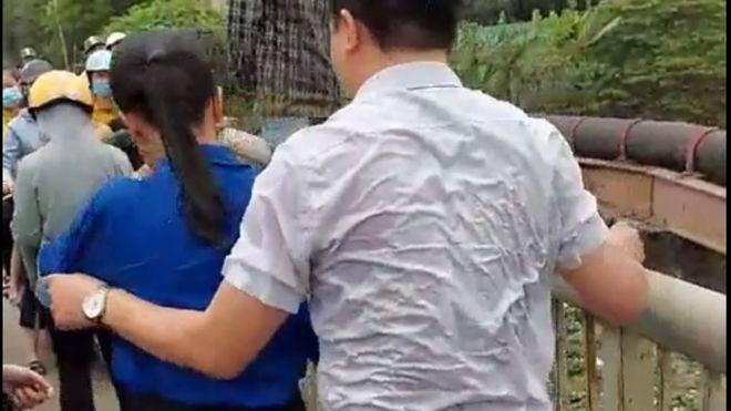 taxi driver saves stranger