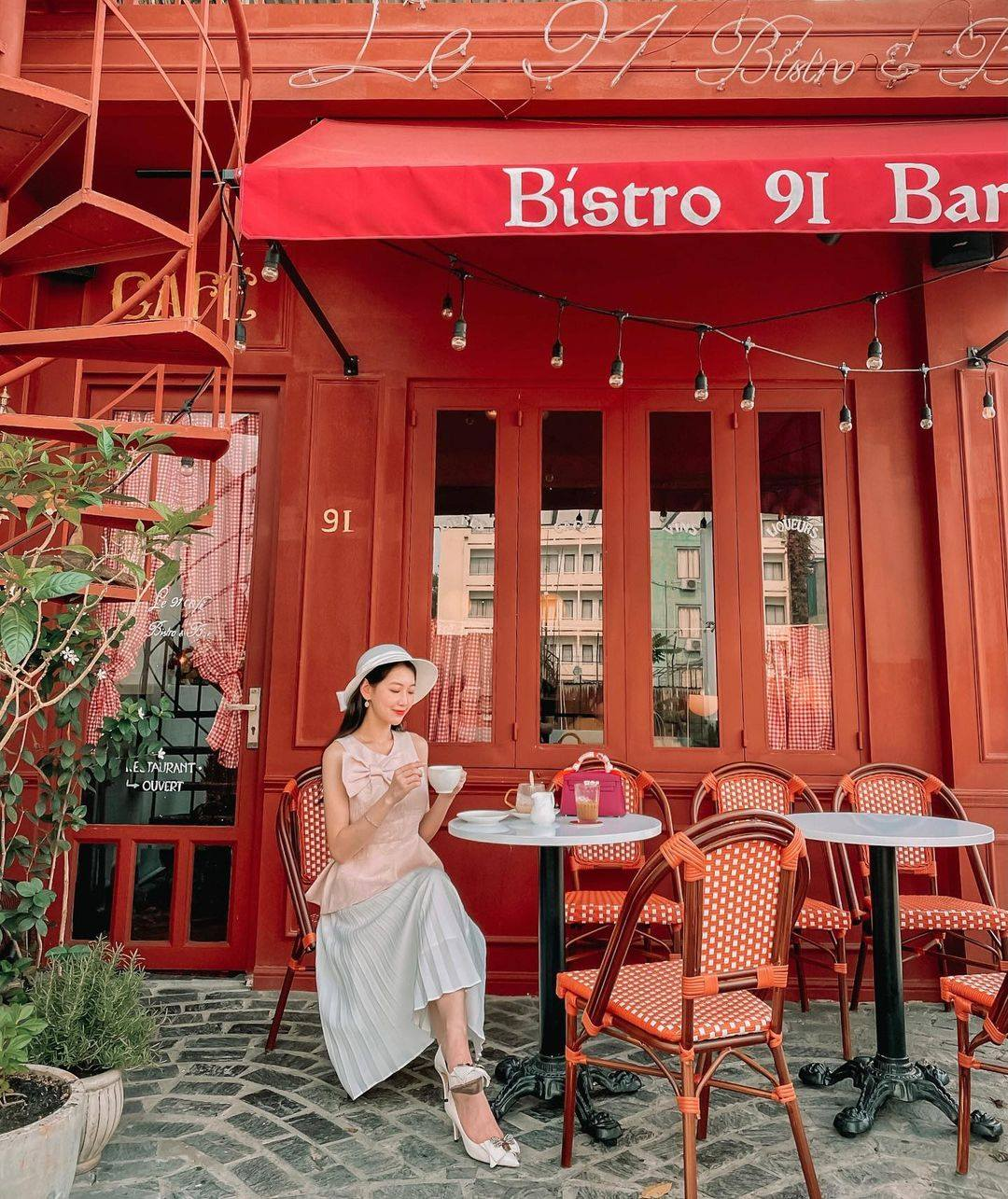 Le 91 Bistro & Bar - Saigon