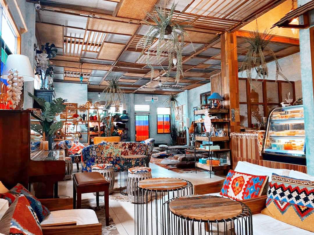 Leha's Home Cactus Garden Cafe & Food