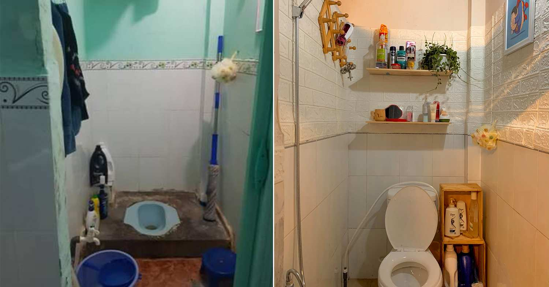 saigon man renovation - bathroom