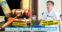 Sassy Drug Dealer Judges Judge For Not Doing Drugs In Dramatic Court Case