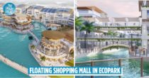 Vietnam's First Floating Mall Will Be Hanoi's 'Little Venice', With Ferry Rides, Sakura Trees & Onsens