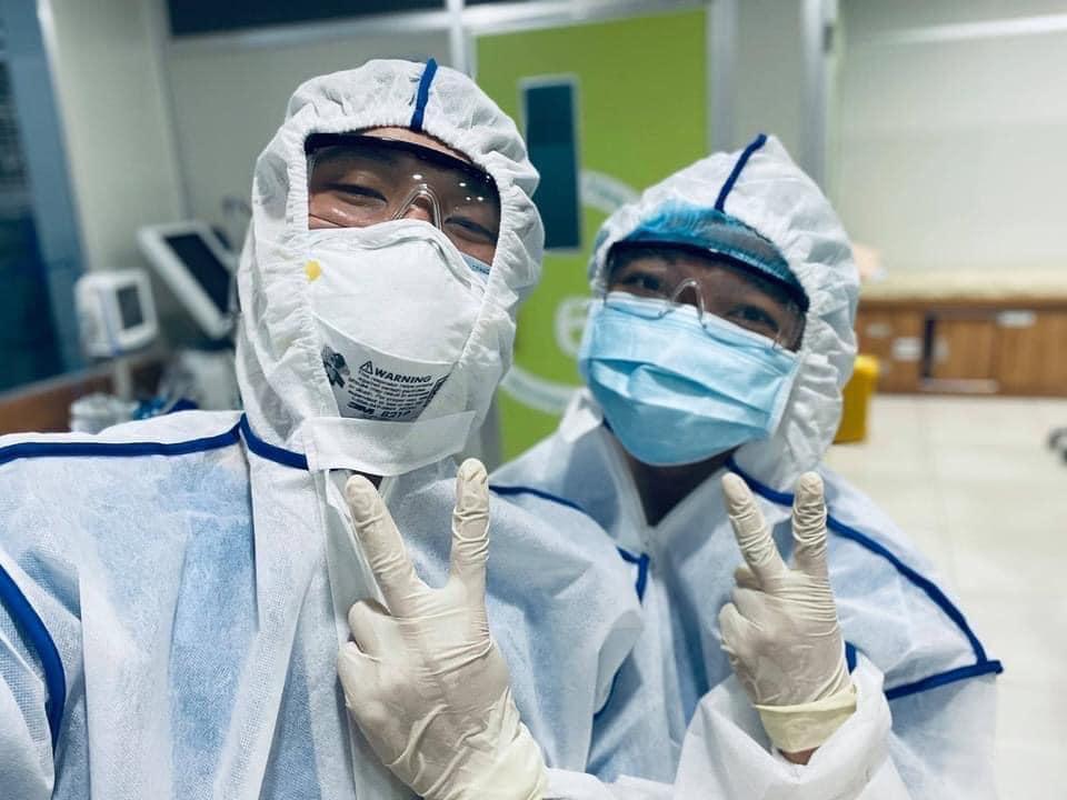 COVID-19 doctors