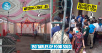 Couple Cancels Wedding Due To COVID-19, Neighbors Help Buy 150 Tables Of Food