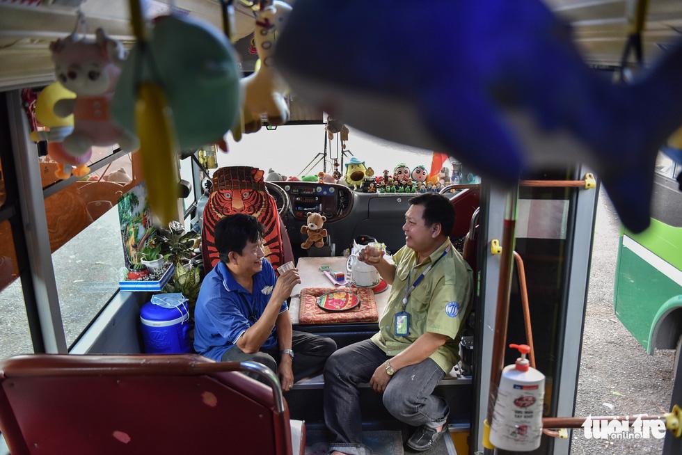 bus stuffed animals driver & ticket checker