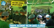 24-Year-Old Man Dies In Traffic Accident, Donates Organs To Save 4 Others