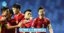 Vietnam Defeats Indonesia 4-0, Tops Group G In World Cup 2022 Qualifiers