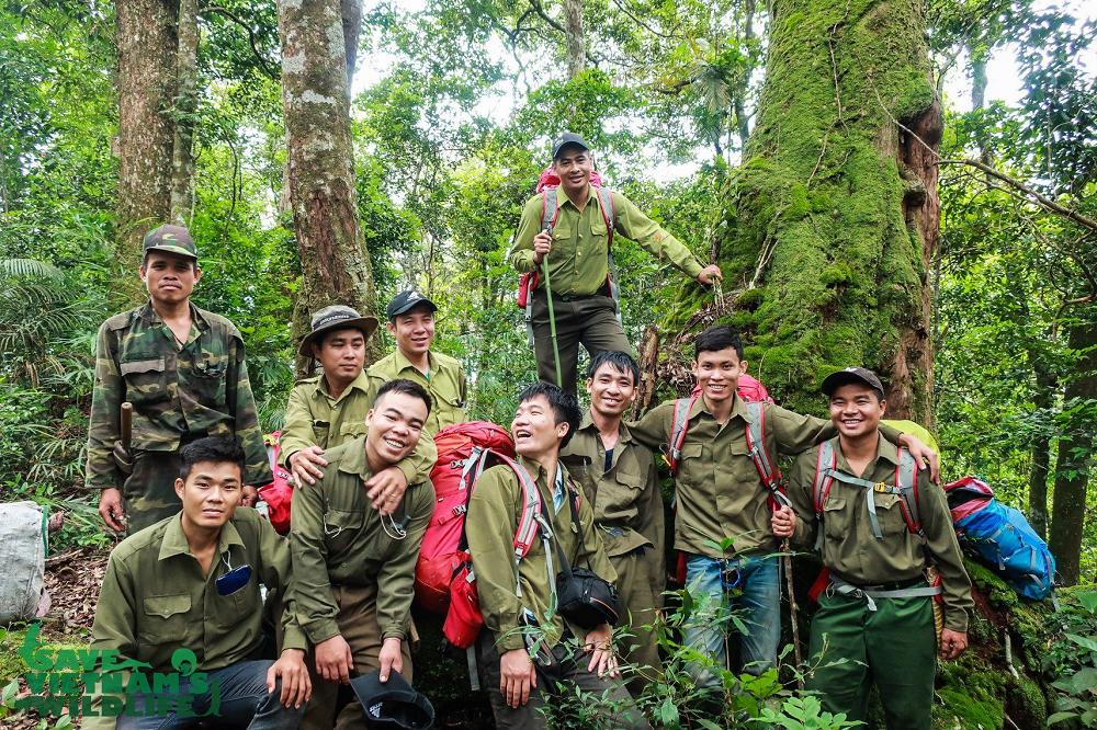 Nguyễn Văn Thái pangolin rangers