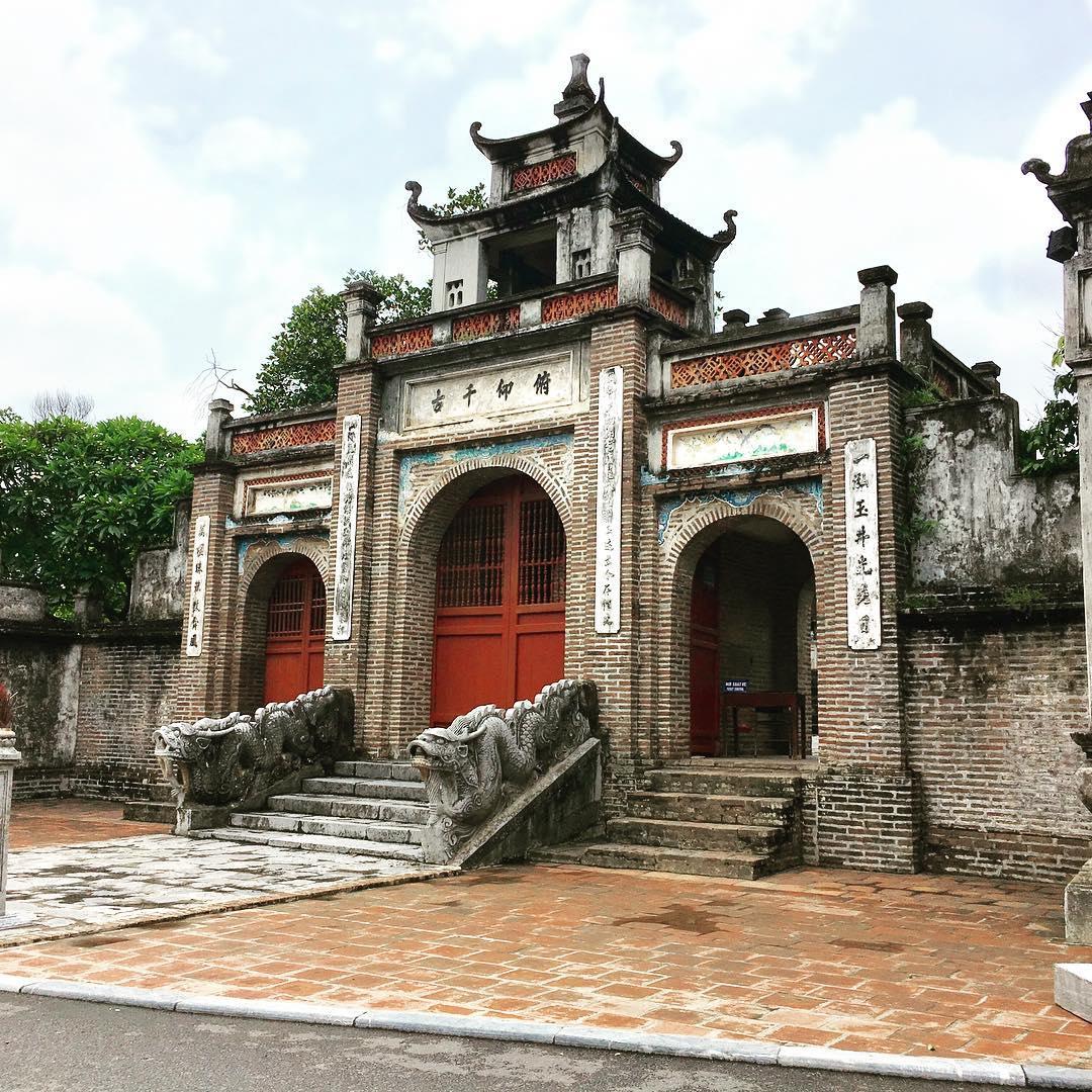 an duong vuong citadel