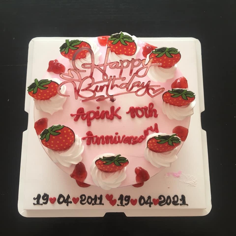 anniversary cake fail
