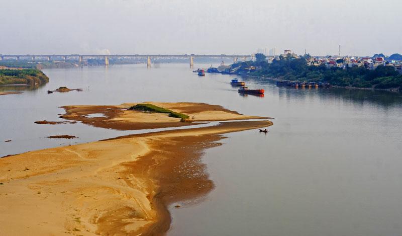 Hanoi's Hong River