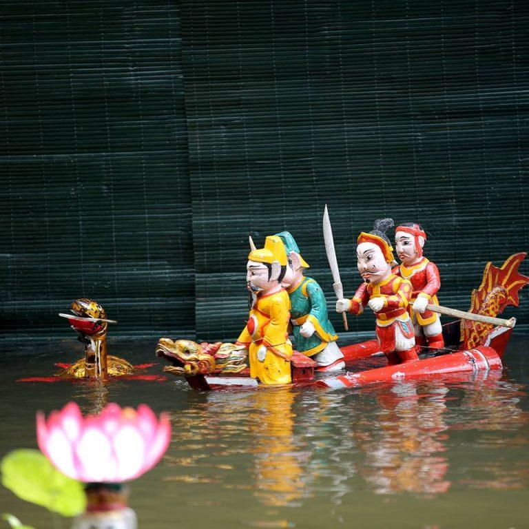 vietnamese legends - hoan kiem lake