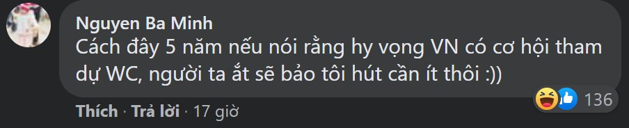 vietnam world cup chance comment 2