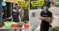 Man's 10-Min Wait For A Breakfast Takeaway Turns Into A 21-Day Quarantine Order