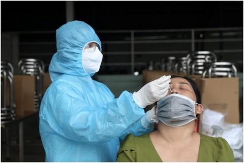 Saigon COVID-19 vaccine