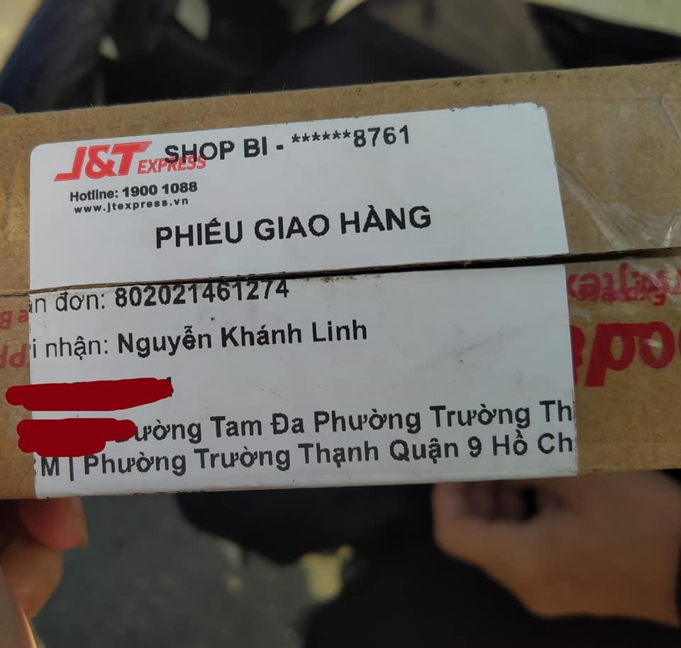 shopee scam address