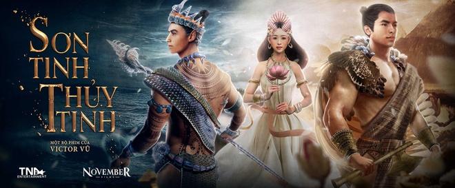 vietnamese legends - son tinh thuy tinh